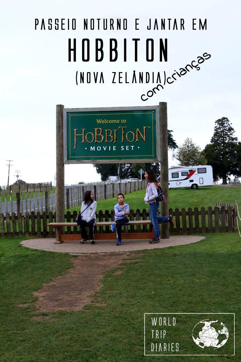 Leia a nossa avaliação do passeio noturno por Hobbiton + jantar!