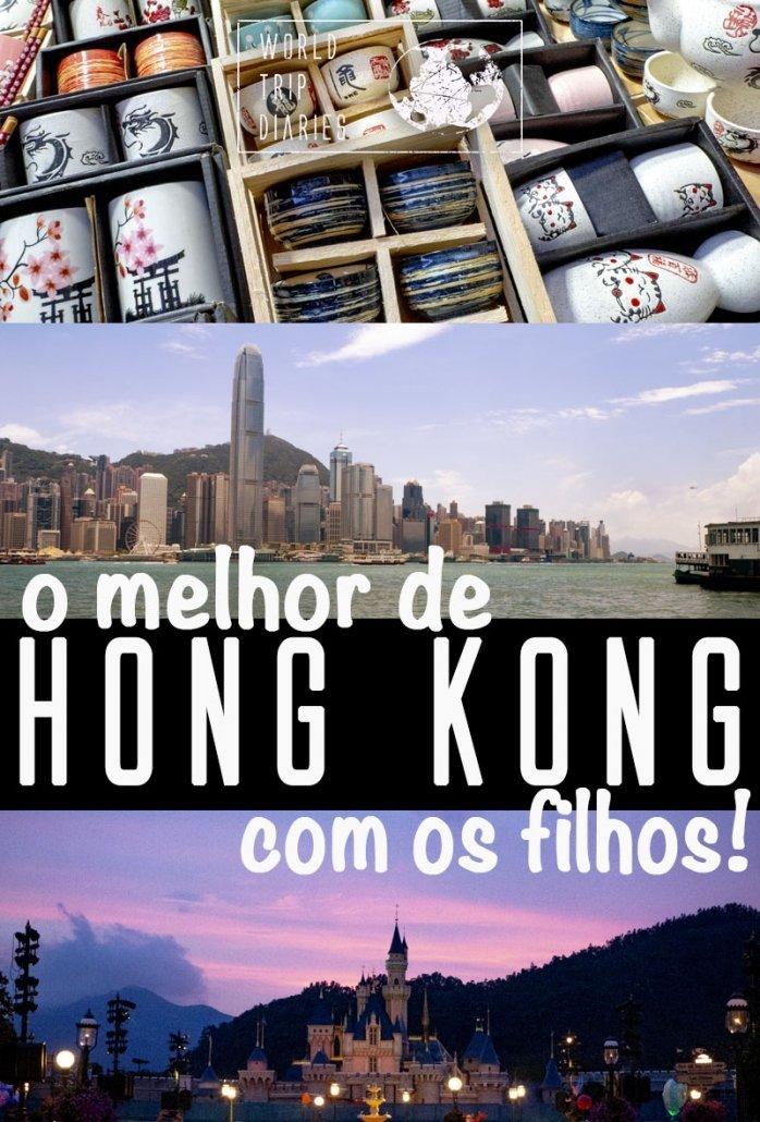 Hong Kong é um lugar incrível para se visitar com os filhos. Tem muita natureza, muita tecnologia, muita tradição, e comida maravilhosa! Saiba mais!
