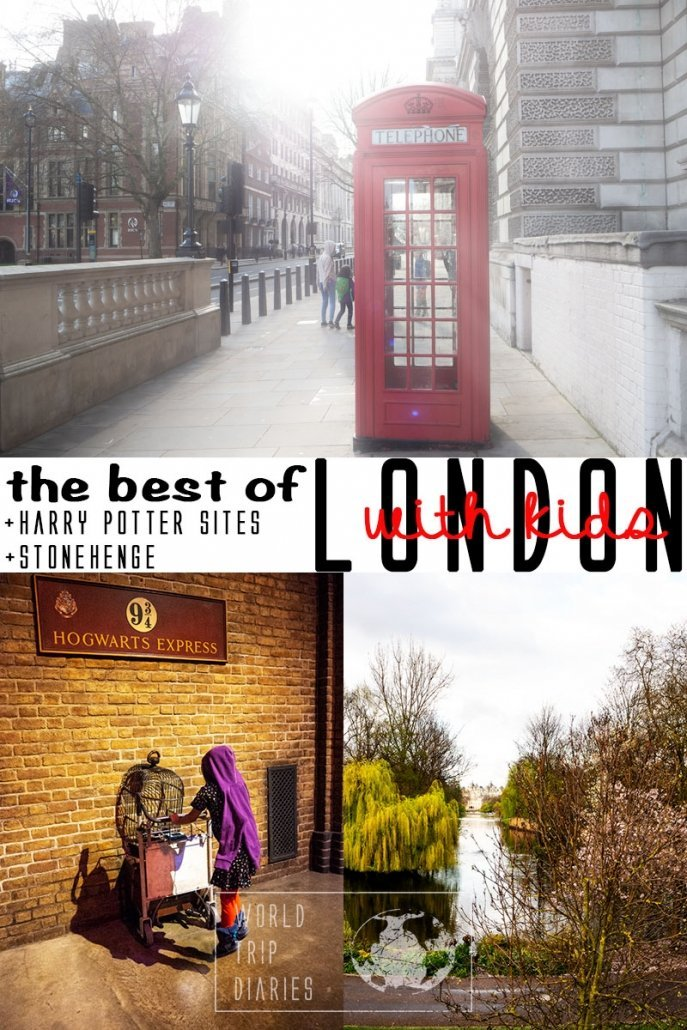 London is an incredible city, filled with wonderful and amazing things for all the family. Click for more!