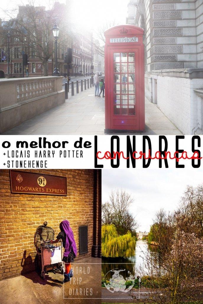 Conhecer Londres é o sonho de muitos. Apesar de ser caríssima, é uma cidade maravilhosa que todo mundo que pode, deve conhecer! Clique para saber mais sobre viajar para Londres com crianças!