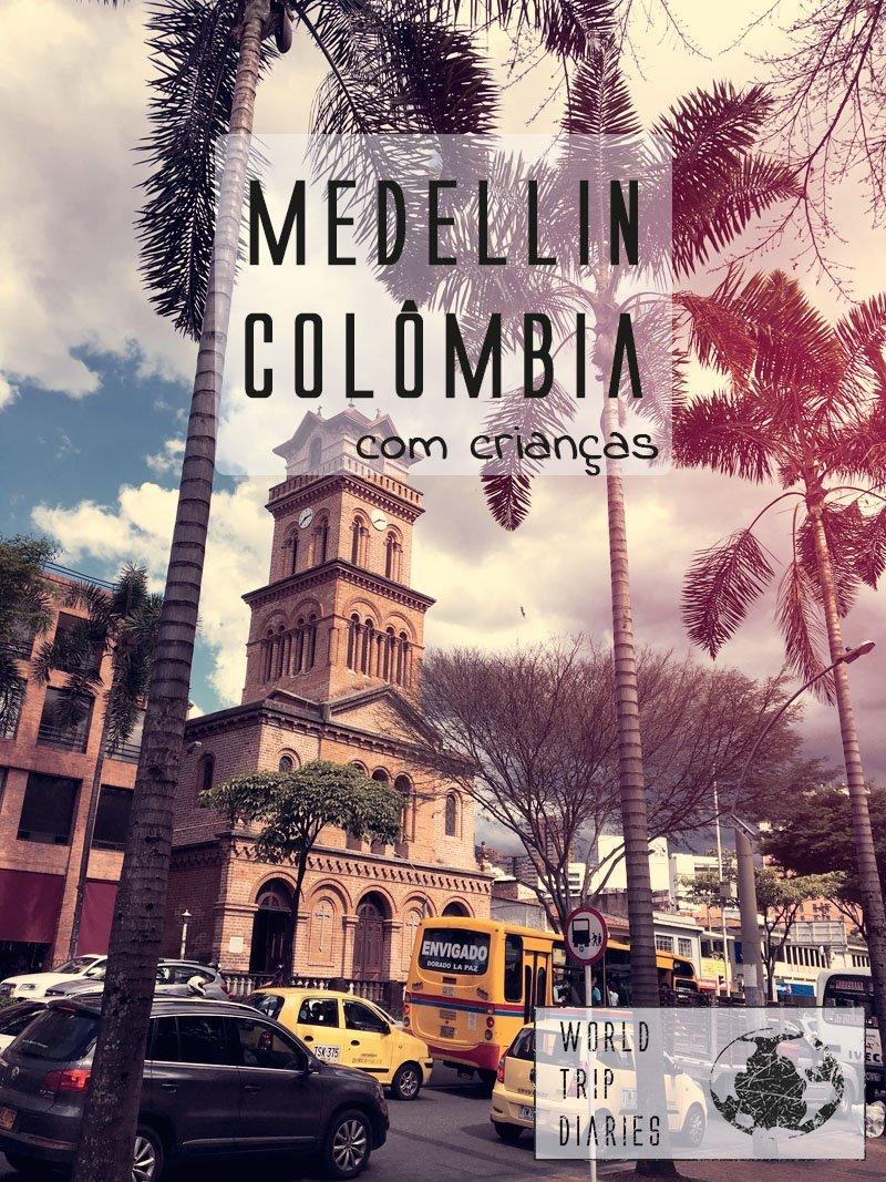 Medelin, Colombia, é o destino perfeito para uma viagem em família! Clique para ler mais!
