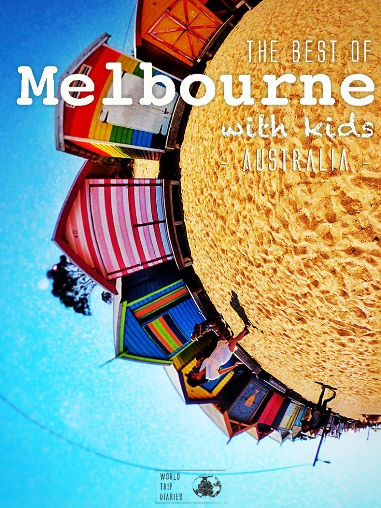 Melbourne, Australia, is an awesome family travel destination! It has nature, culture, history, everything! Even the weather is mild! Find out all about Melbourne with kids! #melbourne #australia #familytravel #travelwithkids #visitmelbourne