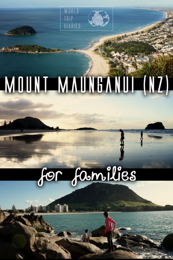 The Mount, as Mount Maunganui is called by the kiwis, is one of the most beautiful places of the already stunning country. It's heaven for families, adventurers, nature lovers, divers, surfers, and all kinds of travelers. Click for more!