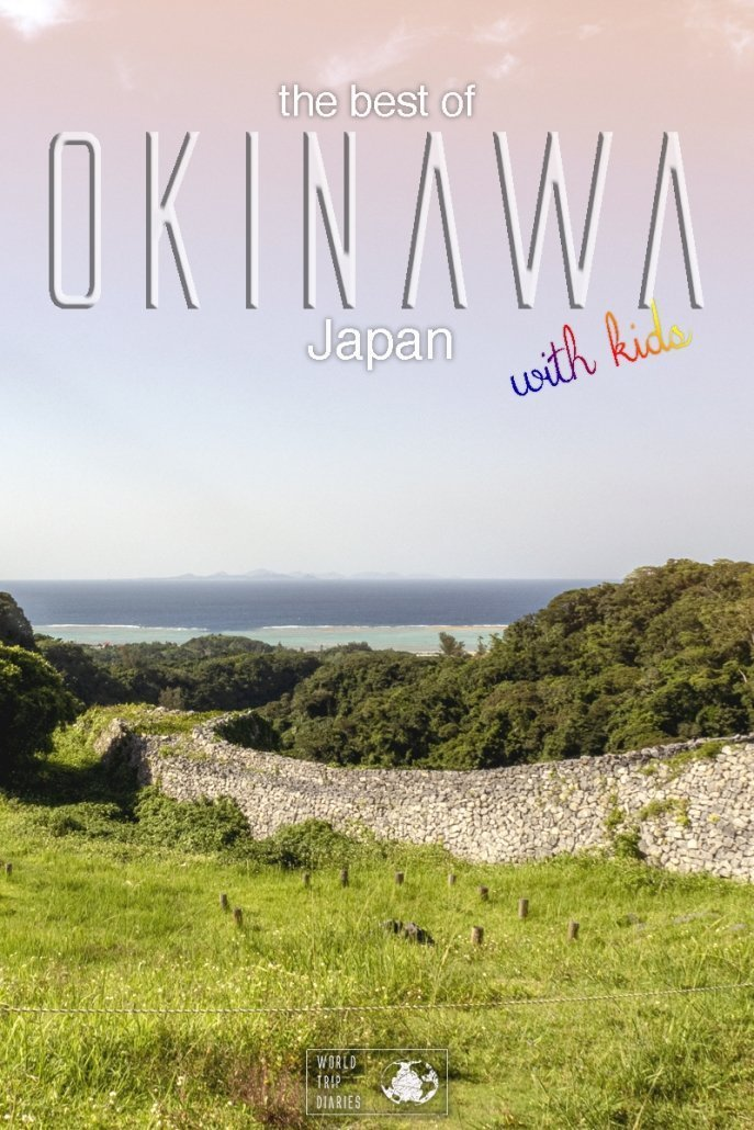Pin this image to read later! Find out the best things to do in Okinawa with kids!