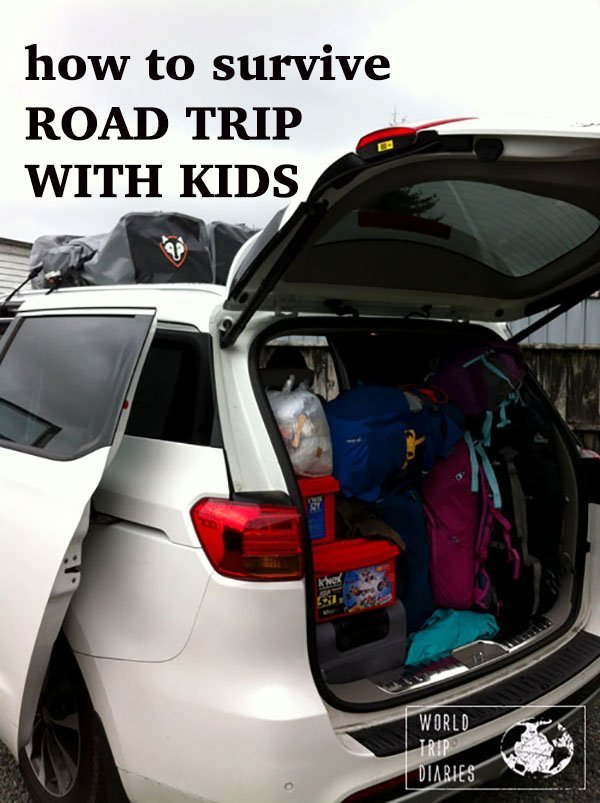 Road trips are the best way to travel with kids. Here are some tips for you too!