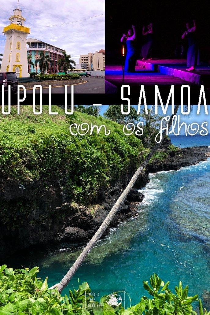 Upolu, a ilha principal de Samoa, é encantadora. Oferece atrações naturais únicas e maravilhosas, e Apia, a única cidade grande do país. Saiba mais!