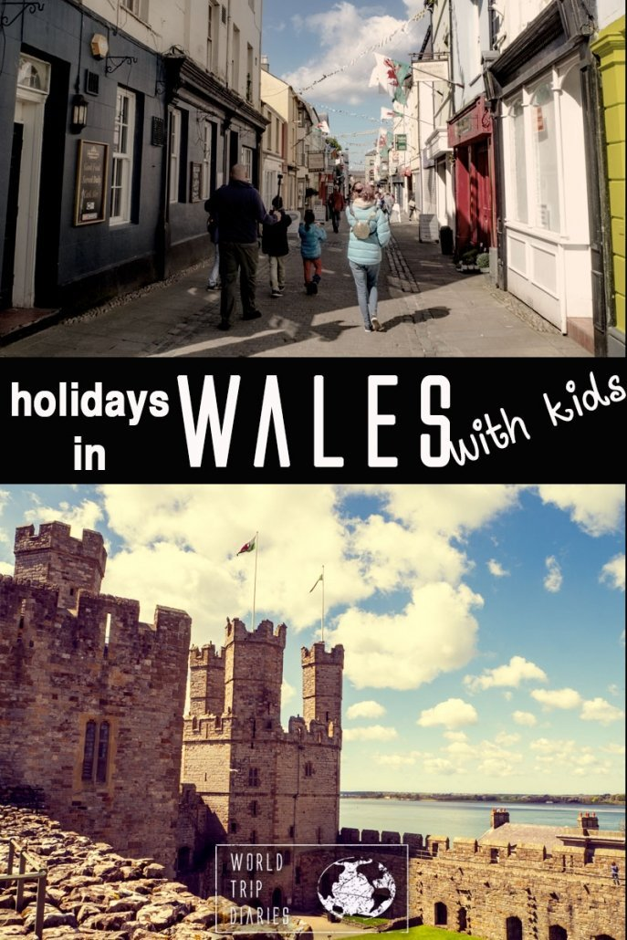 If you're thinking about visiting Wales, check this guide with a lot of info on traveling with kids! Click for more!