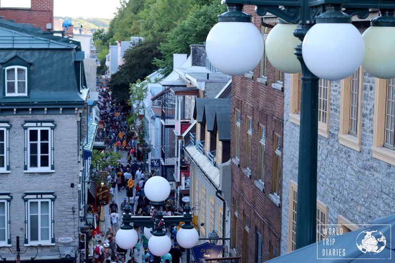 Old Quebec looks like it came out of a fairytale. The kids love it for that reason. Great family fun day out!