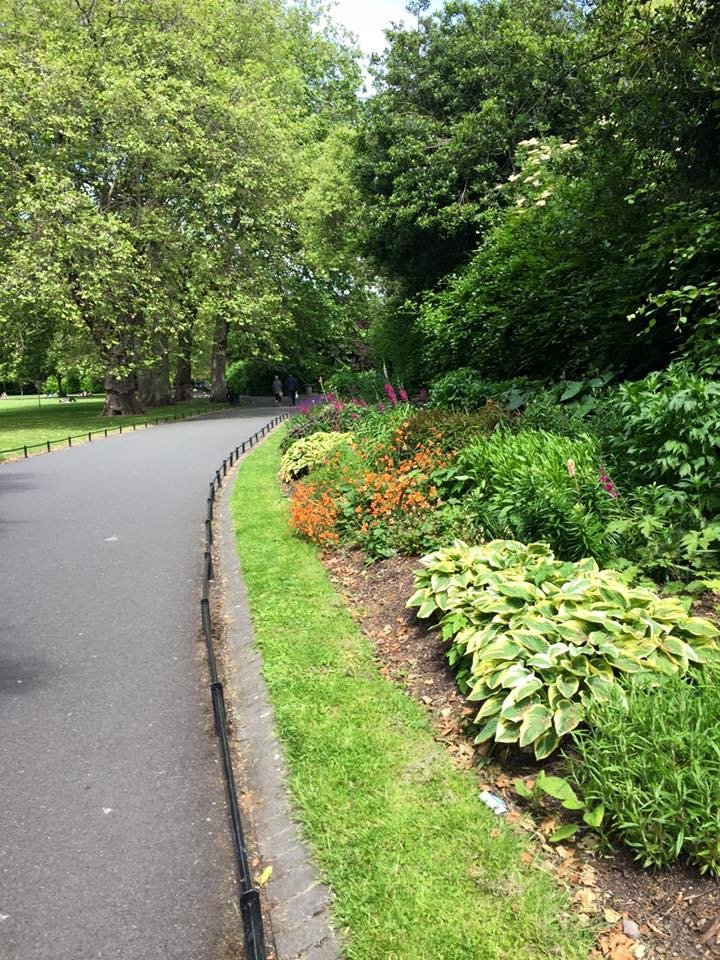 A nice park is always a good day out for families! Check Saint Stephens Green in Dublin!