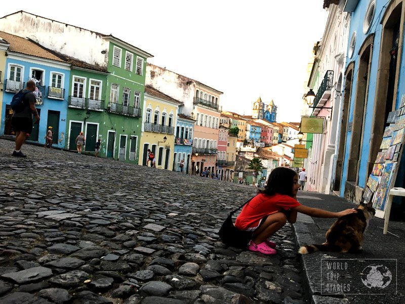 Pelourinho is one of the most beautiful villages in Brazil. It's also where Michael Jackson filmed one of his videos. Must visit! Click for more!