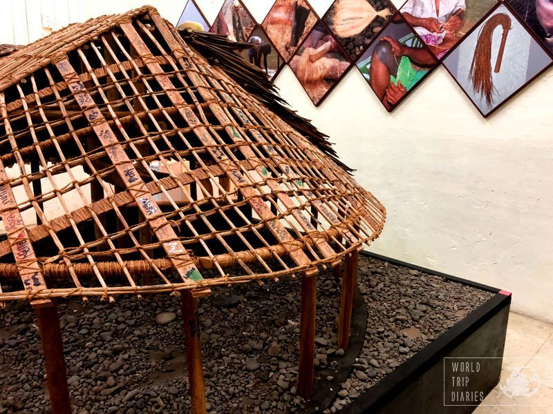 One of the only options of indoor activity in Upolu, the Museum of Samoa is a must!