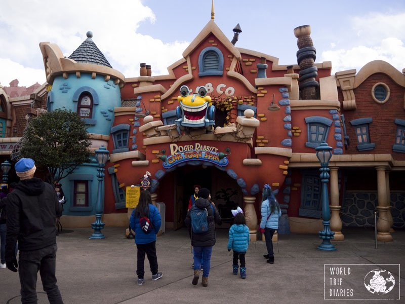 Toontown is one of the areas in Tokyo Disneyland. Everything is cartoonish and lovely! Click for more!