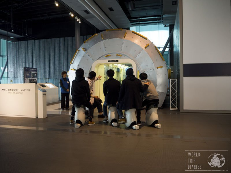Miraikan, in Odaiba (Tokyo) is a great museum, even for those who are tired of them! Click for more!