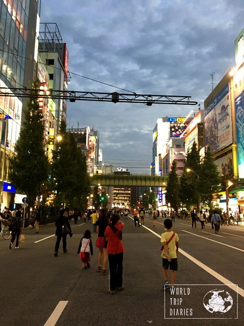 Akihabara is the electronics heaven of Tokyo. It also has a lot for otaku and fun for the kids! Click for more!
