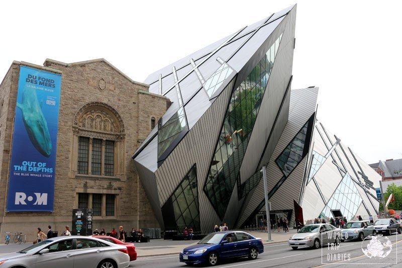 ROM, Royal Ontario Museum, Toronto, Canada