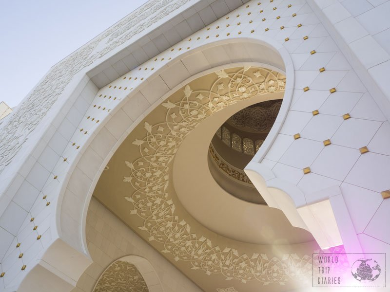 The Grand Mosque Sheikh Zayed is a must visit for families. It's beautiful, it's free, and it offers way more learning than most books. Find out more here!