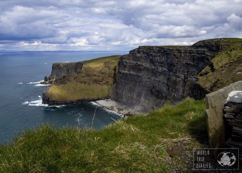 The Cliffs of Moher, Ireland. We took our kids for a visit and you can see how it was and tips! Click to know more!