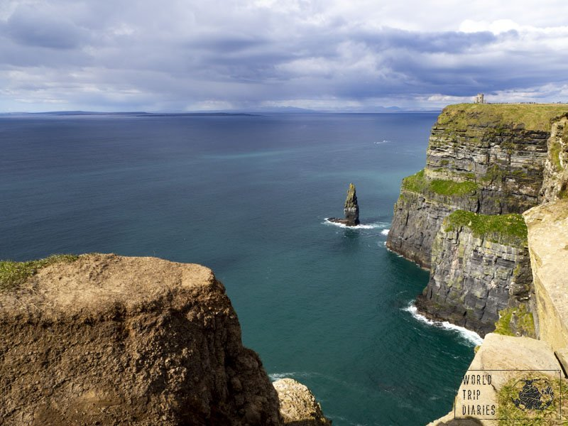 The Cliffs of Moher are, definitely, breathtaking. Just like Machu Picchu, the first time you see it is magical! Click for more!
