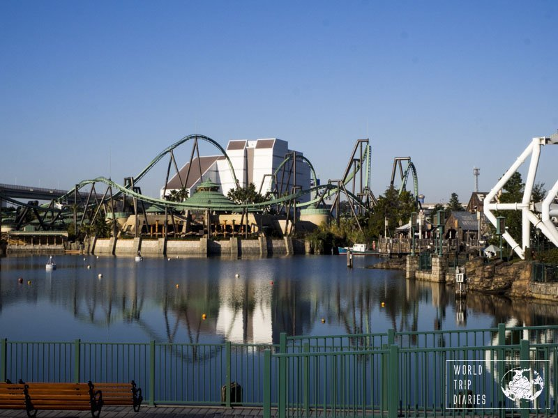 USJ is a great park for all ages, but it's best enjoyed for older kids. Click for more!