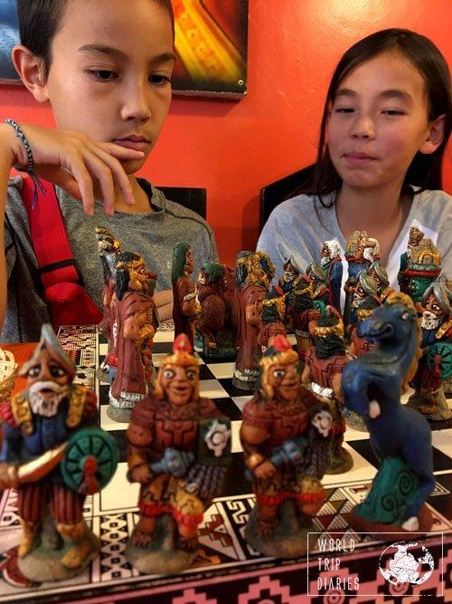 inka chess