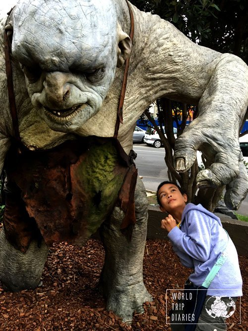 weta cave wellington nz
